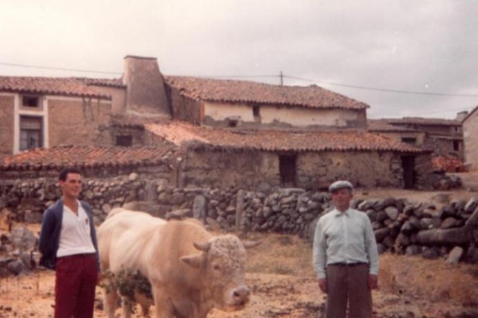 Aldeabad del Mirón (Colección de María Jaén)