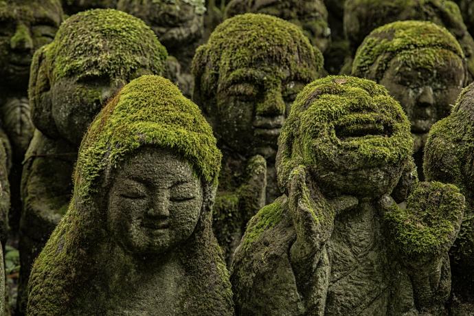 Templo Otagi, Kyoto