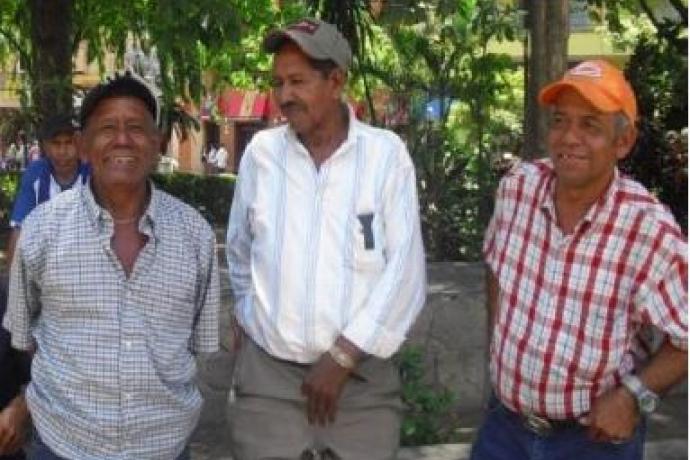 Retrato de Mario, Raúl y Juvencio