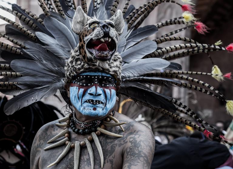 Danzante de San Miguel de Allende
